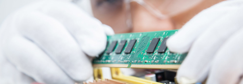 Асемблиране на полупроводникови елементи