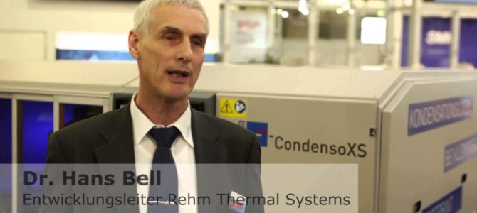 """3V Electronics Ltd is the official partner of """"Rehm Thermal Systems"""" for Bulgaria."""